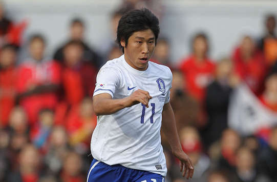 Lee Keun-Ho, Ivory Coast v South Korea (Getty Images)
