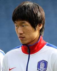Park Ji-Sung, South Korea (Getty Images)