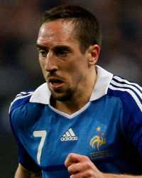 Franck Ribery, France (Getty Images)