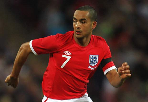 Walcott: It has been an honour to play alongside Terry for England