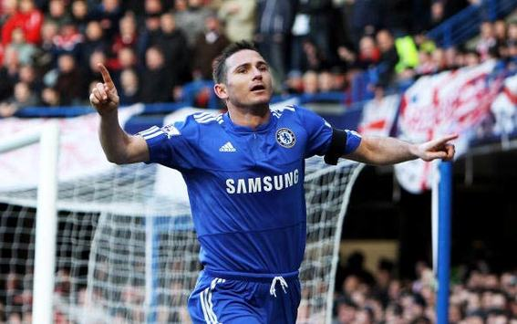  FA Cup: Frank Lampard, Chelsea - Stoke City (Getty Images)
