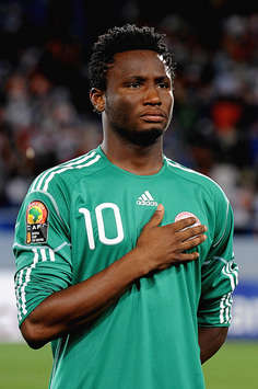 John obi Mikel, Nigeria (Getty Images)