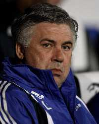 Portsmouth v Chelsea - Premier League,Carlo  Ancelotti (Getty Images)
