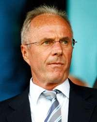 Sven Goran Eriksson (Getty Images)
