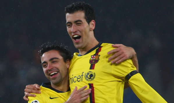 Manchester City Ponder €41m Bid For Barcelona's Sergio Busquets - Report