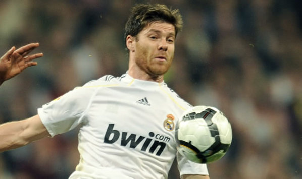 Xabi Alonso, Real Madrid (Getty Images)