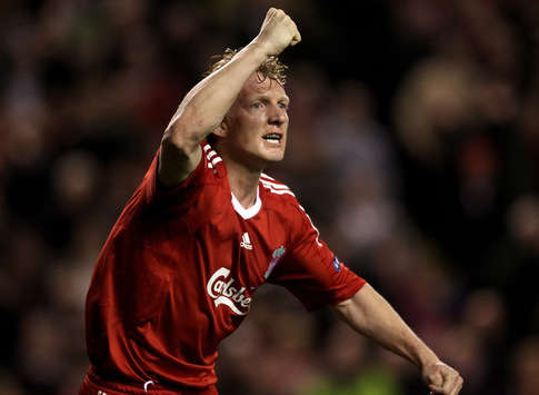 Europa League: Dirk Kuyt - Liverpool - (Getty Images)