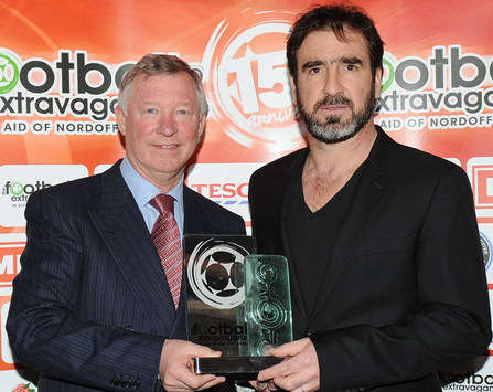 Cantona: I'd love to replace Sir Alex Ferguson as Manchester United boss