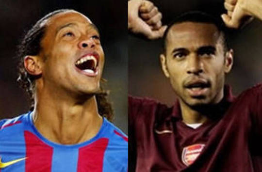 KILAS BALIK: Final Liga Champions 2006 - Sepuluh Pemain Arsenal Tak Mampu Membendung Barcelona