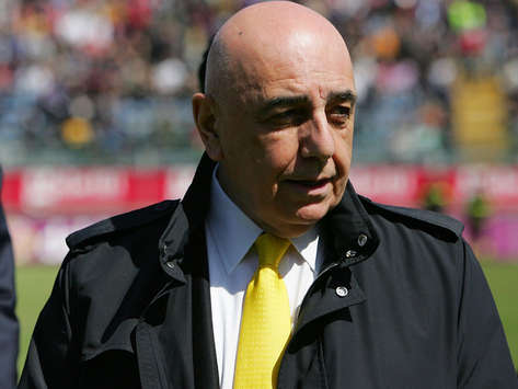 Adriano Galliani - Milan (Getty Images)