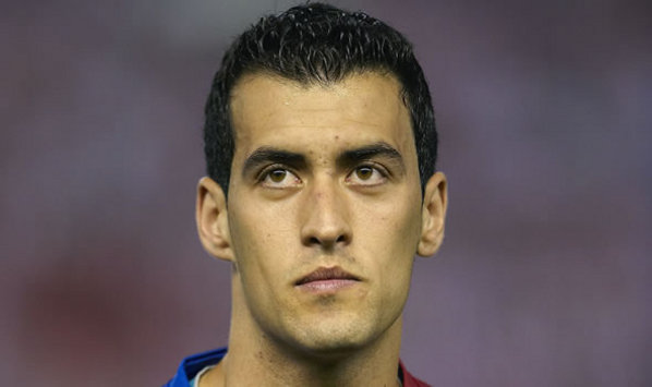 Barcelona's Busquets not threatened by Song arrival