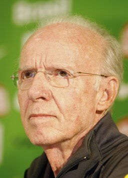 Zagallo: CBF was wrong to sack Menezes as Brazil coach