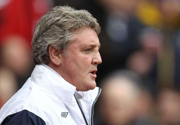 Steve Bruce unveiled as new Hull City manager