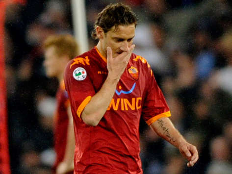 'Champion' Francesco Totti Keeps Roma In Serie A Title Race And Shows Marcello Lippi What Italy Are Missing