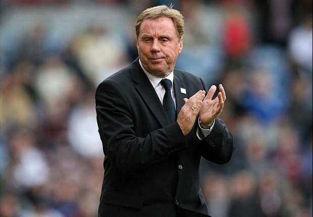 Tottenham Hotspur's Harry Redknapp named as Barclays Premier League Manager of the Season