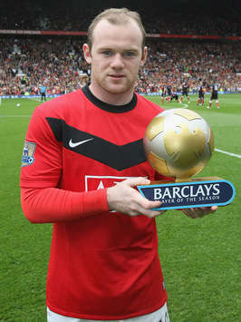 Wayne Rooney,Manchester United(Getty Images)