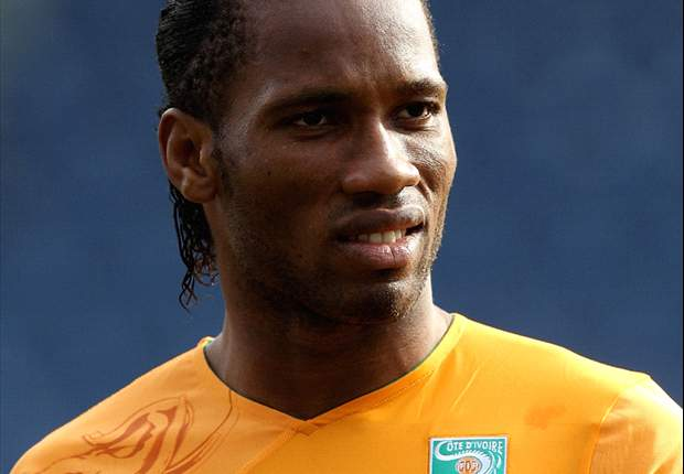 Chelsea & Ivory Coast's Didier Drogba: I hope to win the Golden Boot at the 2010 World Cup