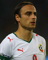 Dimitar Berbatov, Bulgaria (Getty Images)