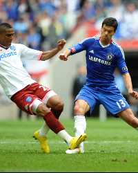 FA- Cup: FC Portsmouth - Chelsea London, 