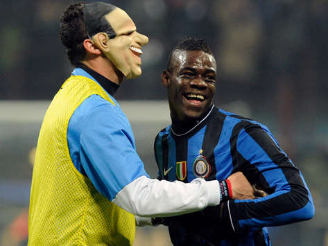 'If I'm a liar then Benitez is skinny but Balotelli has always been Rossonero' - Materazzi