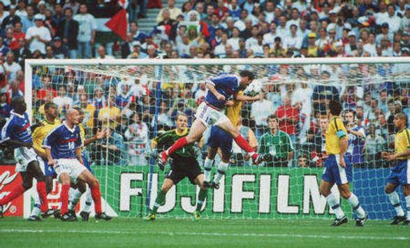 France-Brazil WC 1998 (AFP)