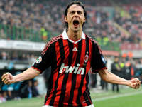 Filippo Inzaghi - Milan (Getty Images)