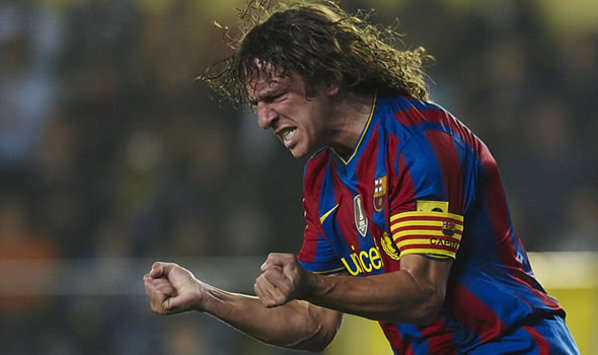 Carles Puyol, Barcelona (Getty Images)