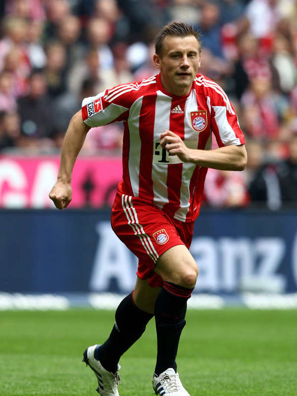 Bundesliga Match,Ivica Olic, FC Bayern Muenchen(Getty Images)