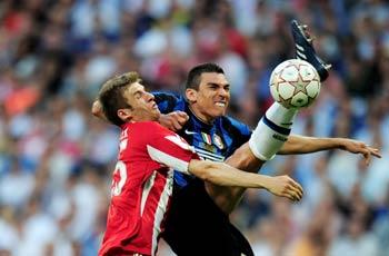 """Inter: """"Khắc tinh"""" của các đội bóng Đức - 2"""