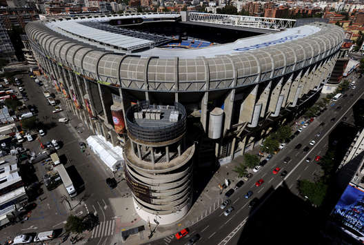 Santiago Bernabeu (Getty Images)