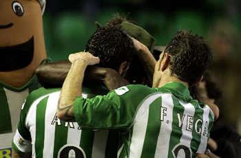 Getafe  Betis Vidéo buts  0-1