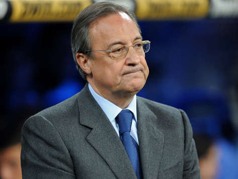 Real Madrid worth more than Manchester United, says Florentino Perez