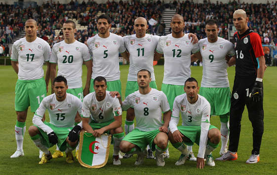 Algeria national team (Getty Images)